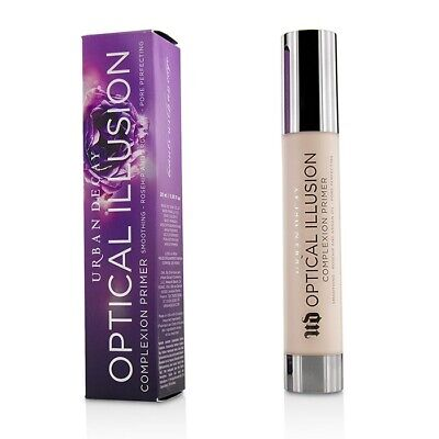 Urban Decay Complexion Primer Optical Illusion 28ml Womens Make Up