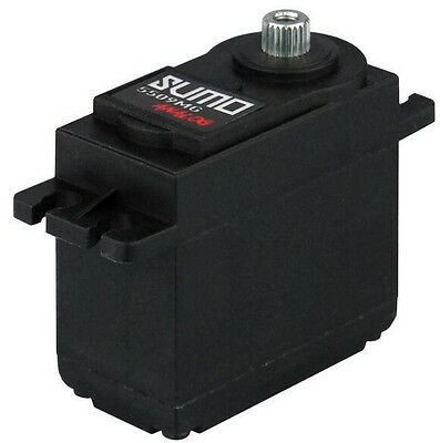 SUMO 9960MG Digital Standard Servo 40x20mm Metallgetriebe 4,8-6V 15,00kg/cm