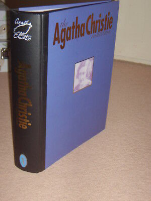 Purple Storage Binder For The Agatha Christie Collection Magazines Stores 15