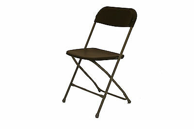Folding Samsonite Style Chairs, Folding Plastic Chairs, Concert Chairs
