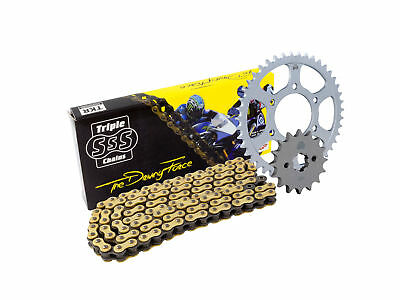 Heavy Duty O-Ring Motorcycle Bike Yamaha FJ1200 / A 91-96 Chain & Sprocket Kit