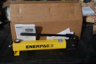 Enerpac P-202 Hydraulic Hand Pump  10000 Psi New In The Box
