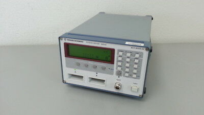 Rohde & Schwarz NRVD Dual Channel Power Meter