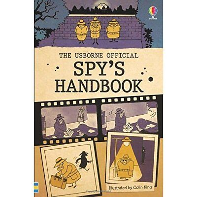 The Official Spy's Handbook (Usborne Handbooks) - Paperback NEW Various 01/10/20