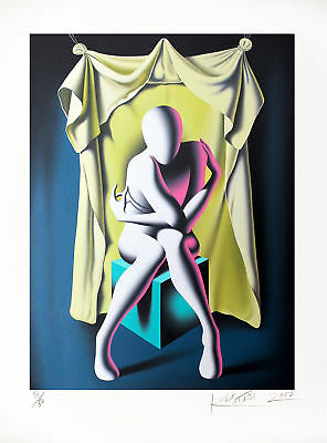 Mark Kostabi 27.11.1960 Whittier (USA) Introspezione svelata   Grafica originale