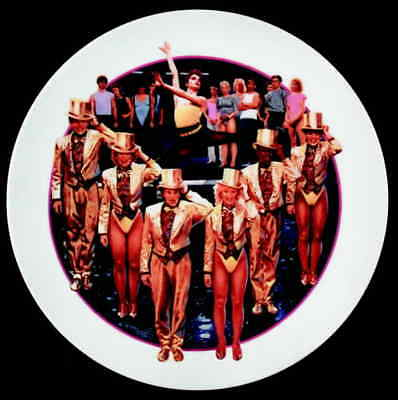 Avon IMAGES OF HOLLYWOOD 1986 Chorus Line 60366