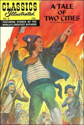 Classics Illustrated 006 A Tale of Two Cities #22 1970 VG 4.0 Stock Image