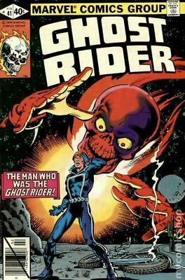 Ghost Rider (1st Series) #41 1980 FN- 5.5 Stock Image Low Grade
