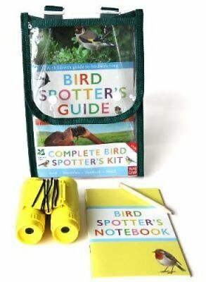 National Trust: Complete Bird Spotter's Kit by Mike Langman 9780857637994