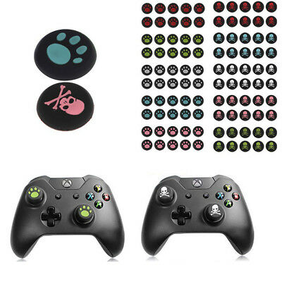 10X PS3 PS4 XBOX ONE 360 Analog Controller Thumb Stick Grip Joystick Cap Cover
