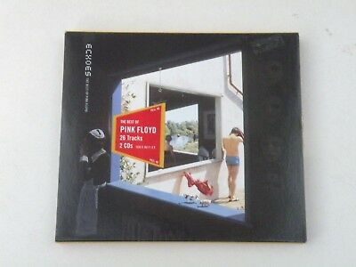 Pink Floyd - Echoes - The Best Of - 2 Cd W/Slipcase 2001 Emi Records - Ottimo-Dp