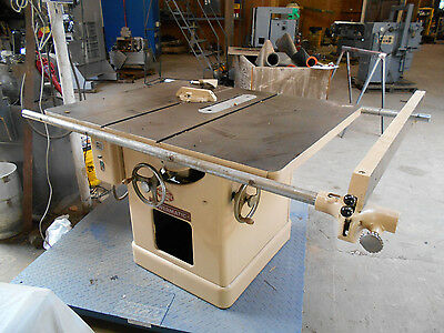 Powermatic Model 72 Table Saw