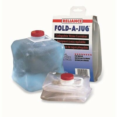 Reliance 1505-13 Fold-A-Jug Collapsible Water Container