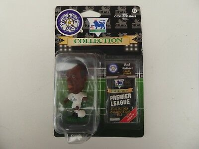 Brand New Extremly Rare Corinthian Leeds United AFC Rod Wallace Football Figure