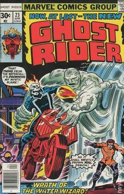 Ghost Rider (1st Series) #23 1977 FN+ 6.5 Stock Image