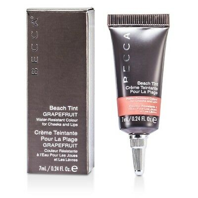 Becca Beach Tint Water Resistant Colour For Cheeks & Lips - # Grapefruit 7ml