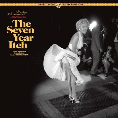 Various - The Seven Year Itch-The Complete Original Vinyl Maxi Soundtrack NEU