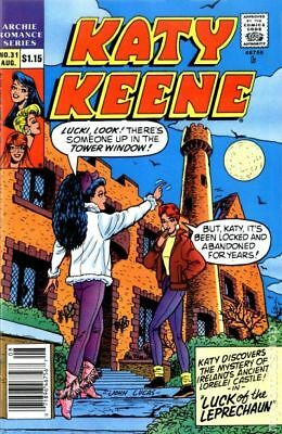 Katy Keene Special #31 1989 GD/VG 3.0 Stock Image Low Grade