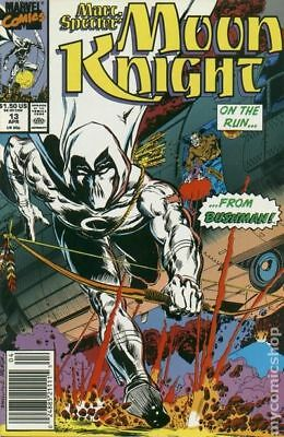 Marc Spector Moon Knight #13 1990 FN Stock Image