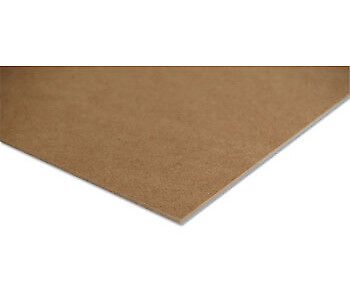 Jackson's Backing Board Panel 2.5mm MDF 16inx20in
