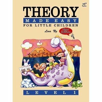 Theory Made Easy for Little Children Lv1 - Paperback NEW Ng, Lina 2001-01-01
