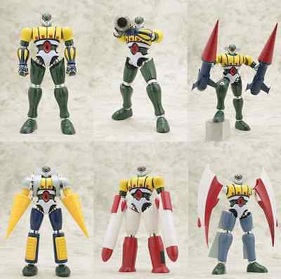 Evolution Toy Dynamite Action No.20Ex Kotetsu Jeeg Robot Earth Sky Marine Parts