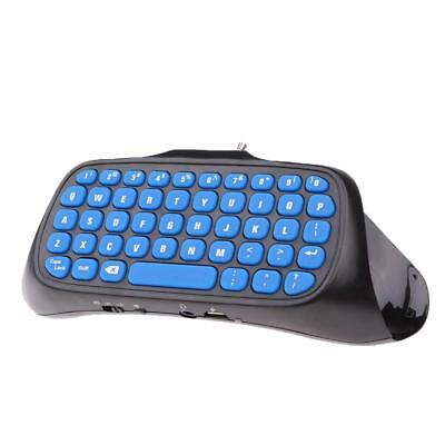 Tiny Gaming Wireless Keyboard English Keypad For PS4 Pro Slim Controller
