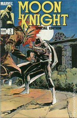 Moon Knight Special Edition #3 1984 FN Stock Image