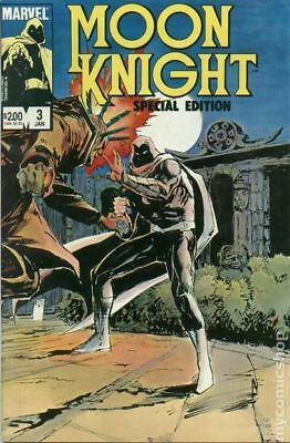Moon Knight Special Edition #3 1984 VG Stock Image Low Grade