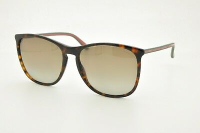 242259250e3 GUCCI GG 3767 S Sunglasses GXZLA Havana Brown Lenses + Case ...