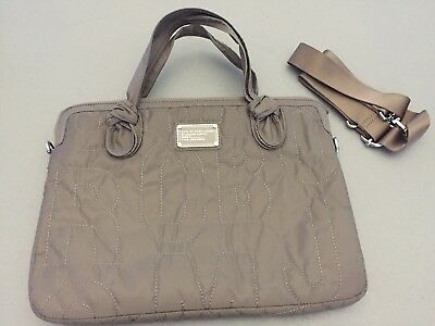 Marc by Marc Jacobs Laptop Computer Case Bag 15 inches - Khaki