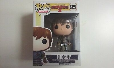 funko,pop,movie,neuf,How to Train Your ,Dragon ,2,hiccup,harold,95