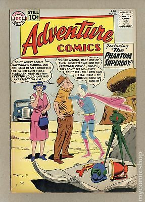 Adventure Comics (1st Series) #283 1961 VG 4.0