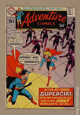 Adventure Comics (1st Series) #381 1969 VG 4.0