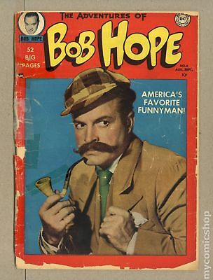Adventures of Bob Hope #4 1950 FR 1.0