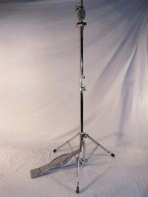 Gorgeous Vintage 1967 Ludwig Model 1123-1 Spurlok Hi-Hat Stand w/Ludwig Clutch