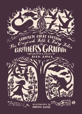 The Original Folk and Fairy Tales of the Brothers Grimm The Com... 9780691173221