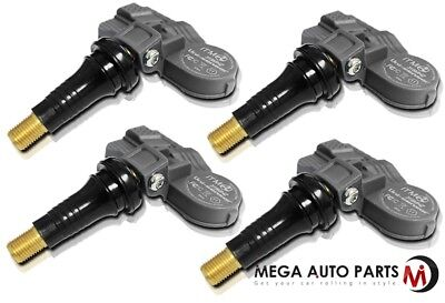4 X New ITM Tire Pressure Sensor 315MHz TPMS For FORD F350 SNAP 13-15