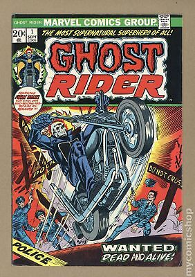Ghost Rider (1st Series) #1 1973 FN+ 6.5