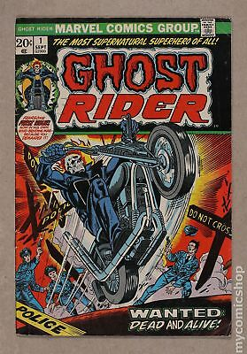 Ghost Rider (1st Series) #1 1973 VG 4.0