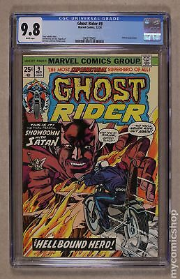 Ghost Rider (1st Series) #9 1974 CGC 9.8 0962759001