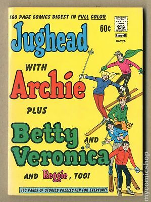 Jughead with Archie Digest #1 1974 VF- 7.5