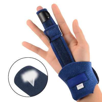 Pain Relief Trigger Finger Extension Fixing Splint Hand Protection Brace MT541