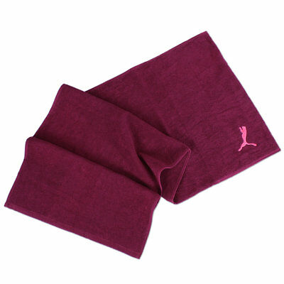 PUMA Training Towel Fitness Handtuch Sporthandtuch Kapuze Frottee 100x40cm
