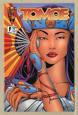 Shi The Way of the Warrior #6TOMOEDF 1995 VF+ 8.5