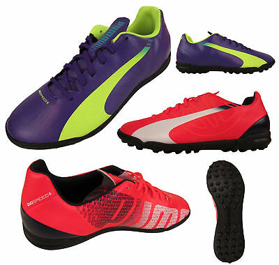 3419d34a6 Mens Puma evoSPEED 5.3 TT Football Astro Turf Trainer Soccer Trainers  Astros New