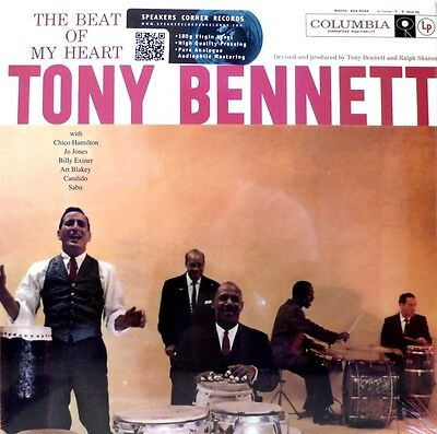 Tony Bennett - Columbia - Cl-1079 - The Beat Of My Heart - Speakers Corner