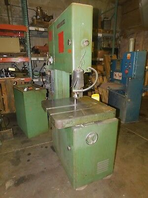 "Powermatic Vertical Bandsaw 20"" Model 87"