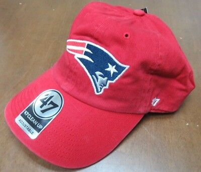 NEW ENGLAND PATRIOTS Twins One Size Adjustable 47 Brand Hat Cap ... 1303792c9