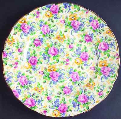 James Kent ROSALYNDE Luncheon Plate 296711
